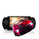 cheap Game Consoles-4.3 Portable Rechargeable Multifunction Kids HD Retro Easy Operation Game Console Fun Pocket Size Handheld Player 4G Big Screen