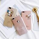 رخيصةأون أغطية أيفون-غطاء من أجل Apple iPhone XS / iPhone XR / iPhone XS Max ضد الصدمات / ضد الغبار / شفاف غطاء خلفي شفاف / كارتون TPU
