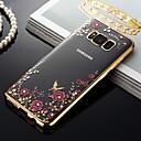 رخيصةأون حافظات / جرابات هواتف جالكسي J-غطاء من أجل Samsung Galaxy J7 (2016) / J5 (2016) ضد الصدمات / ضد الغبار / نموذج غطاء خلفي زهور ناعم TPU