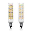 رخيصةأون أضواء LED ذرة-Loende 2 قطع 11 واط أدى أضواء الذرة 750 lm e11 t 136 led الخرز smd 2835 عكس الضوء الدافئة الأبيض الأبيض 110-130 فولت 200-240 فولت