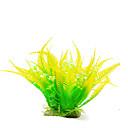 ieftine Accesorii Animale Mici-131s silicon + rășină de plante decorative realist apă pentru rezervor de pește (Color asortate)