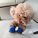 ieftine Imbracaminte & Accesorii Căței-Animale de Companie Câine Pantofi & Cizme Cizme Câini / Pantofi Câini Casul / Zilnic Mată Pentru animale de companie Piele  Negru / Vară / Iarnă