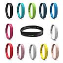 رخيصةأون أساور ساعات FitBit-12 لون سيليكون استبدال سوار المعصم حزام ساعة لسوار fitbit فليكس 2 الذكية سوار watchband ل fitbit flex2