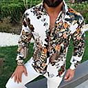 رخيصةأون قمصان رجالي-رجالي أساسي قميص, ورد