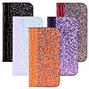 رخيصةأون أغطية أيفون-حالة لابل ينطبق على xs max جلد الوجه حالة تغطية xr / x حالة الهاتف المحمول 6/7/8 بريق مسحوق نمط تمساح 6plus / 7plus / 8plus بطاقة الهاتف المحمول الحافظة
