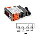 رخيصةأون آلات الحرارة-RZ® STC-1000 24V محمول / متخصص مقياس درجة الرطوبة الحياة المنزلية, تحكم درجة الحرارة, مسك البيانات