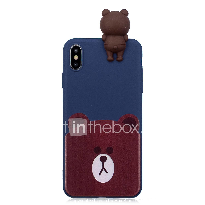 coque animal iphone xs max