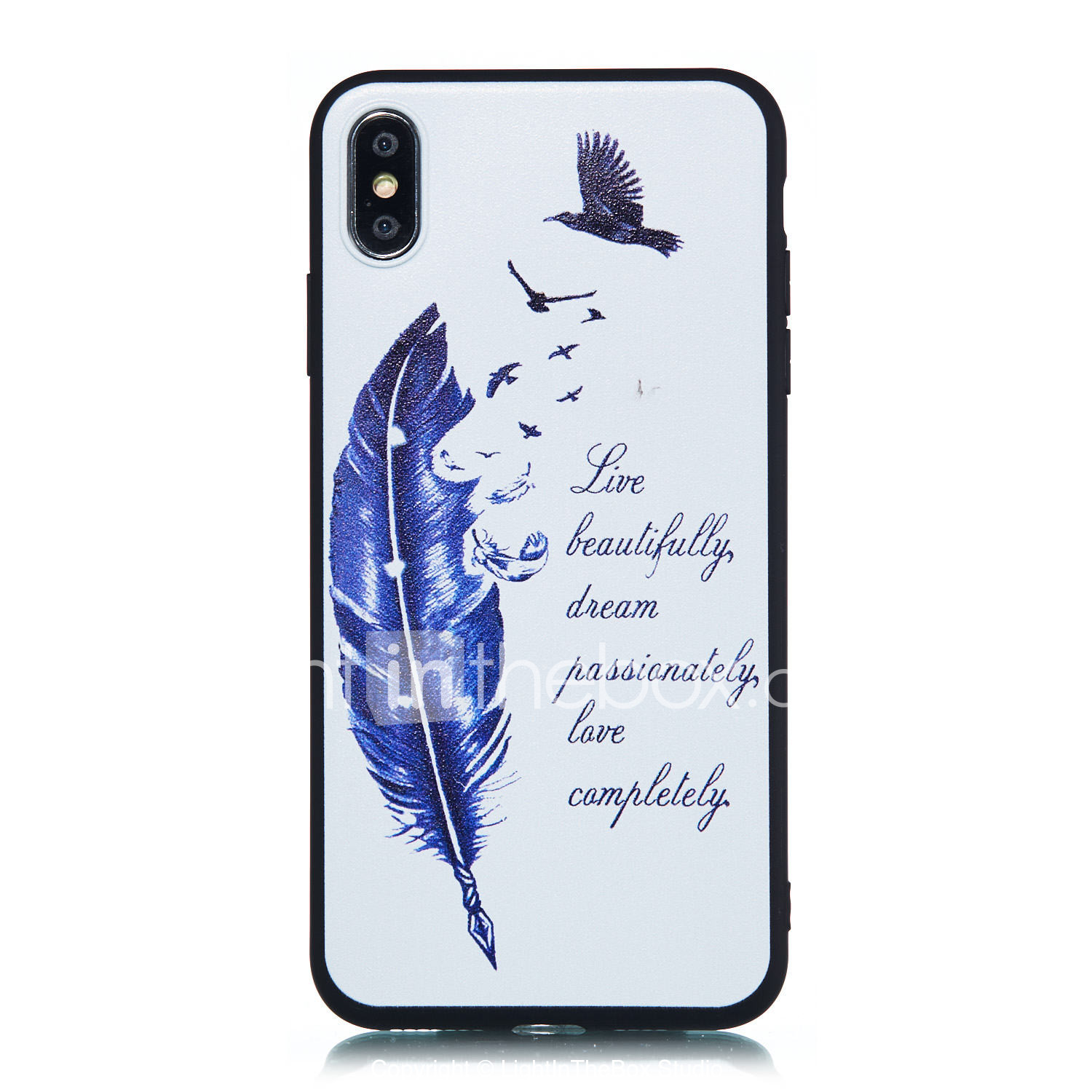 iphone xr case word