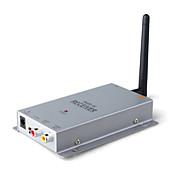 de radio receptor AV - video sin hilos transmisión de audio con una fácil instalación