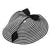 여성 깃털 종이 투구-특별한날 캐쥬얼 야외 모자