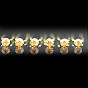 Mujer Niña de flor Aleación Celada-Boda Ocasión especial Casual Oficina Pasador de Pelo 6 Piezas