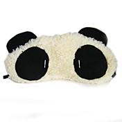 plysj panda mønster eyeshade