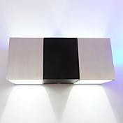 Moderno/Contemporáneo Para Interior Metal Luz de pared 90-240V 2W