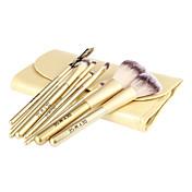 Sistemas de cepillo Pelo Sintético Alta calidad Ojo Rostro Labio Diario Alta calidad Pincel Mediano Clásico