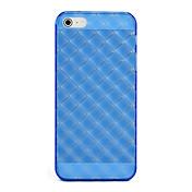 용 아이폰5케이스 투명 케이스 뒷면 커버 케이스 기하학 패턴 소프트 실리콘 iPhone SE/5s/5