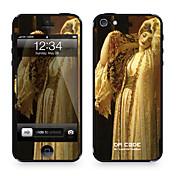 """El Código Da ™ Skin para el iPhone 5/5S: """"Luz del Harem"""" de Sir Frederic Leighton (Masterpieces Series)"""