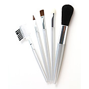 5pcs Pinceles de maquillaje Profesional Sistemas de cepillo Pincel de Pelo de Cabra / Otros / Otros Pinceles Clásico / Pincel Pequeño