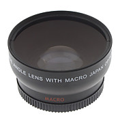 캐논 EOS Rebel용 52mm 0.45x와이드 앵글 & 매크로 HD 컨버션 렌즈