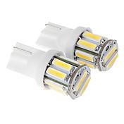 SO.K T10 Bil Elpærer SMD LED 210lm interiør Lights For Universell