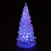 llevó la decoración del árbol de luz de alta calidad llevó la luz