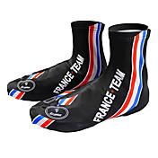 Kooplus 싸이클링 신발 커버 방수 덧신(오버슈즈) 어른' 빠른 드라이 자외선 방지 수분 투과율 먼지 방지 착용 가능한 통기성 집 밖의 폴리에스테르 사이클링 사이클링 / 자전거