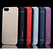 용 아이폰5케이스 충격방지 케이스 뒷면 커버 케이스 단색 하드 PC iPhone SE/5s/5