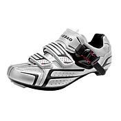 Tiebao Calzado para Bicicleta de Carretera Zapatillas Carretera / Zapatos de Ciclismo Mujer Hombre UnisexA prueba de resbalones Secado