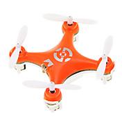RC Drone Cheerson CX-10 RTF 4 Kanaler 6 Akse 2.4G Fjernstyrt quadkopter Flyvning Med 360 Graders Flipp / Flyr På Hodet / Visuell / Sveve