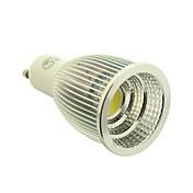 2800-3000/6000-6500lm GU10 Focos LED 1pcs Cuentas LED COB Blanco Cálido Blanco Fresco 85-265V