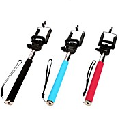 selfie stick bluetooth uttrekkbar med for iphone 8 7 samsung galaxy s8 s7 for ios / android telefon huawei xiaomi nokia