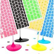 "coosbo® fargerik silikon tastatur deksel huden for 11,6 "", 13,3"", 15,4 "", 17"" MacBook Air pro / retina (assorterte farger)"