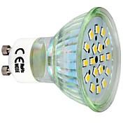GU10 Focos LED 18 SMD 2835 260 lm Blanco Cálido 3000 K AC 100-240 V
