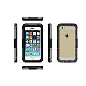 Para Funda iPhone 6 / Funda iPhone 6 Plus Transparente Funda Cuerpo Entero Funda Armadura Dura PolicarbonatoiPhone 6s Plus/6 Plus /