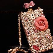 5.5inch modelos botellas lady®perfume con diamante dura para el iPhone 6 Plus