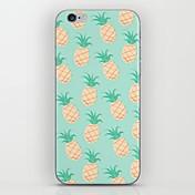 Para Funda iPhone 6 / Funda iPhone 6 Plus Diseños Funda Cubierta Trasera Funda Fruta Dura PolicarbonatoiPhone 7 Plus / iPhone 7 / iPhone