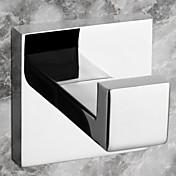 Gancho para Albornoz Alta calidad Moderno Acero inoxidable 1 pieza - Baño del hotel