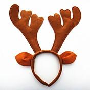 fiesta de navidad linda ciervos cornamenta sombrero pelo cabeza banda 33 * 34 * 4 cm
