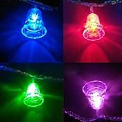 1pc LED Høy kvalitet Dekorasjon Julebelysning Lysslynger