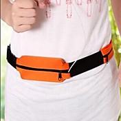 1l Cinturón Riñoneras para Running Viaje Al Aire Libre Bolsas de Deporte Portátil Elástico Almacenamiento para Viaje Rectangular Bolsa de