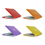 "MacBook Etui til Ensfarget Plast Macbook Pro 15 "" / MacBook Pro 13 """