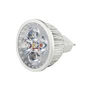 proyector llevado gx5.3 5 280lm blanco caliente 3500k dc decorativo 12v