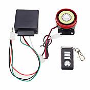motorsykkel anti-tyveri sikkerhet alarm system fjernkontroll motorstart 12v