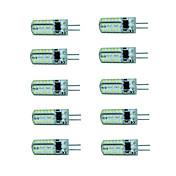G4 LED 스팟 조명 48 SMD 3014 150-180 lm 따뜻한 화이트 차가운 화이트 AC 220-240 V 10개