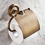 Toalettrullholder Antikk Messing 1 stk - Hotell bad
