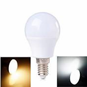 100-200 lm E14 LED-globepærer 6 LED perler SMD 2835 Varm hvit / Kjølig hvit 220-240 V / 1 stk. / RoHs / CCC