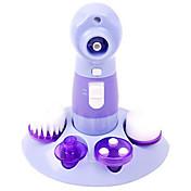 cuatro funciones de limpiador de poros, la belleza multifuncional limpiador facial