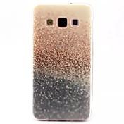 Funda Para Samsung Galaxy Funda Samsung Galaxy Diseños Funda Trasera Gradiente de Color TPU para A5