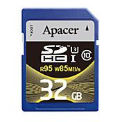 Apacer 32GB Tarjeta SD tarjeta de memoria UHS-I U3 Clase 10
