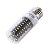 E14 E26/E27 LED 콘 조명 T 72 LED가 SMD 4014 장식 따뜻한 화이트 차가운 화이트 650lm 3000/6000K AC 220-240 AC 110-130V