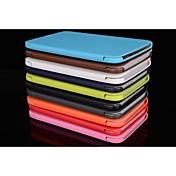 삼성 갤럭시 노트 8.0 n5100 모듬 된 색상에 대한 초박형 스마트 자기 스탠드 가죽 케이스